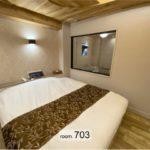 歌舞伎町 ホテル アトラス 703号室