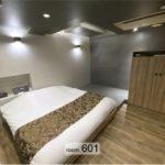歌舞伎町 ホテル アトラス 601号室