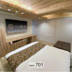 歌舞伎町 ホテル アトラス 701号室