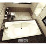 歌舞伎町 ホテル アトラス 503号室