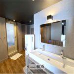 歌舞伎町 ホテル アトラス 605号室