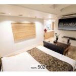 歌舞伎町 ホテル アトラス 502号室