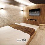 歌舞伎町 ホテル アトラス 202号室