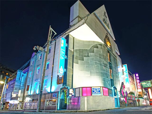 渋谷 ホテル ララ 道玄坂