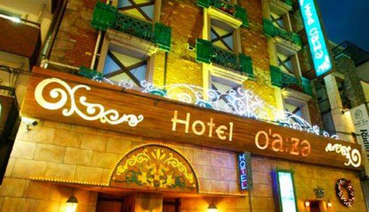 【池袋】ホテル オアーゼ
