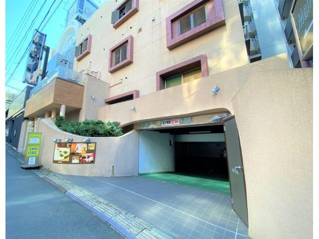 渋谷ホテル マイレ