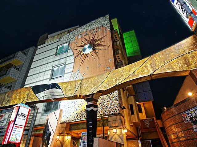 渋谷 ホテル パリス