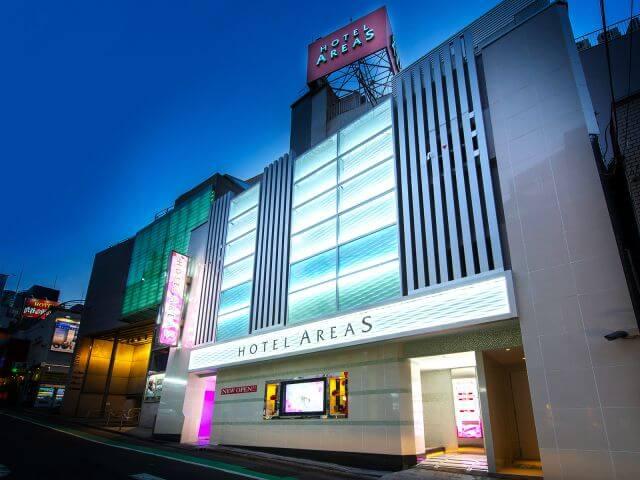 渋谷 ホテル エリアス