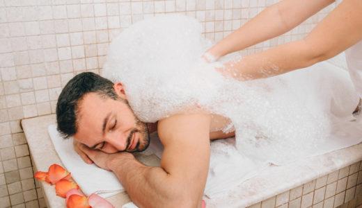 くぐり洗いとは?風俗未経験の方にわかりやすく意味を解説